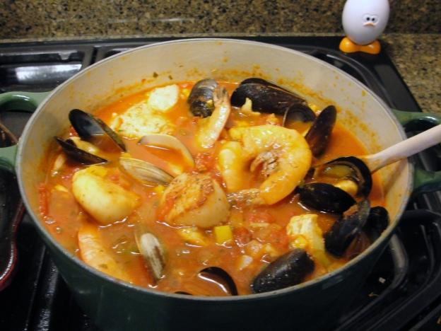 Bouillabaisse: Something Smells Fishy! | My Fancy Pantry
