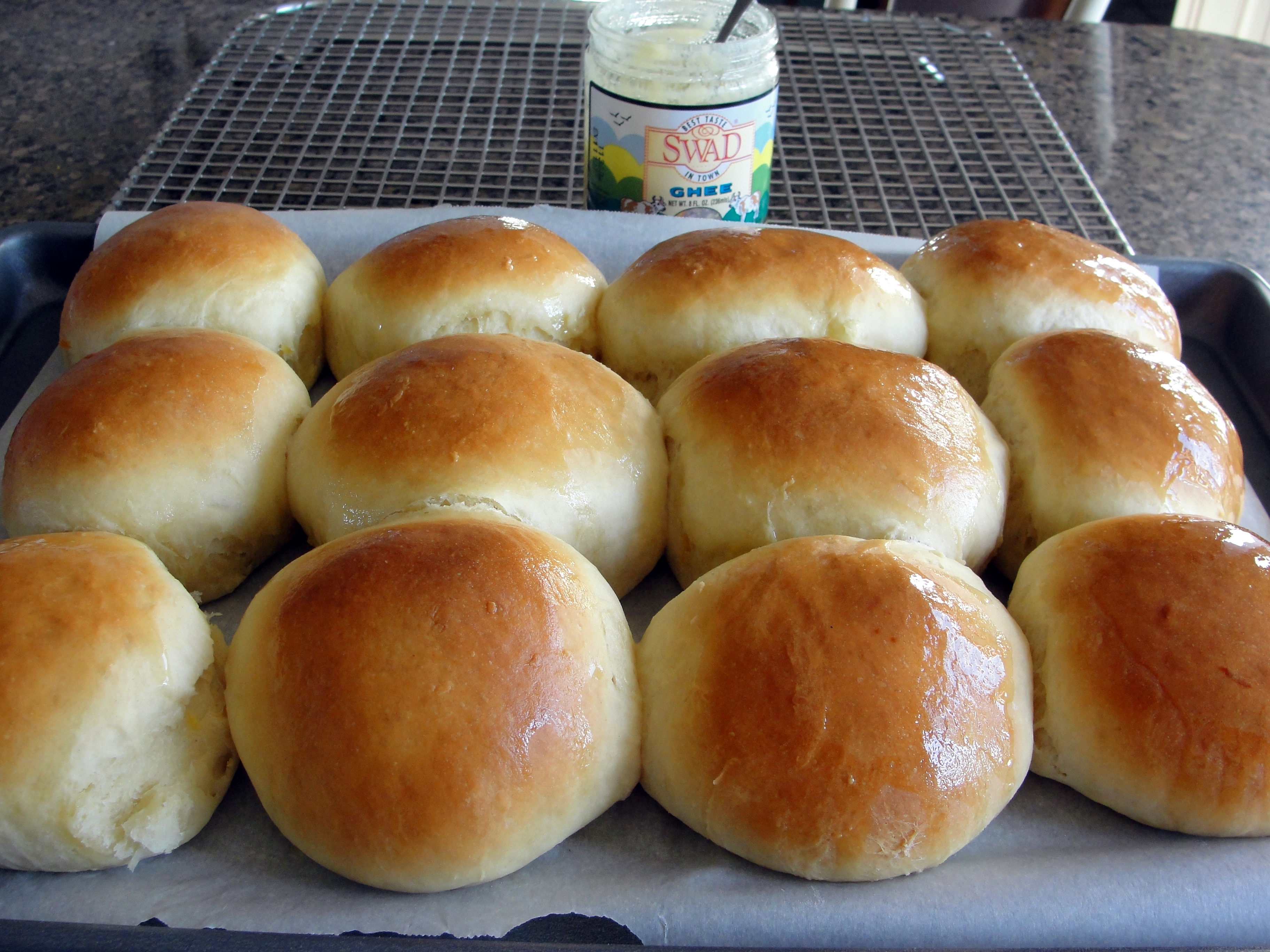Potato Rolls: Bring on the Buns!!! | My Fancy Pantry