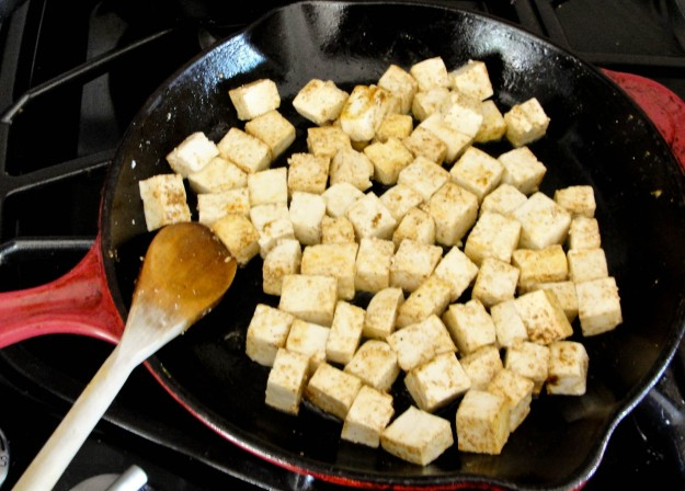 cooking paneer
