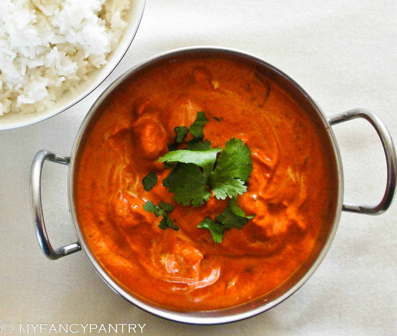 Chicken tikka masala my fancy pantry chicken tikka masala forumfinder
