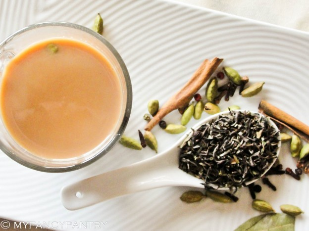 Indian masala chai recipe