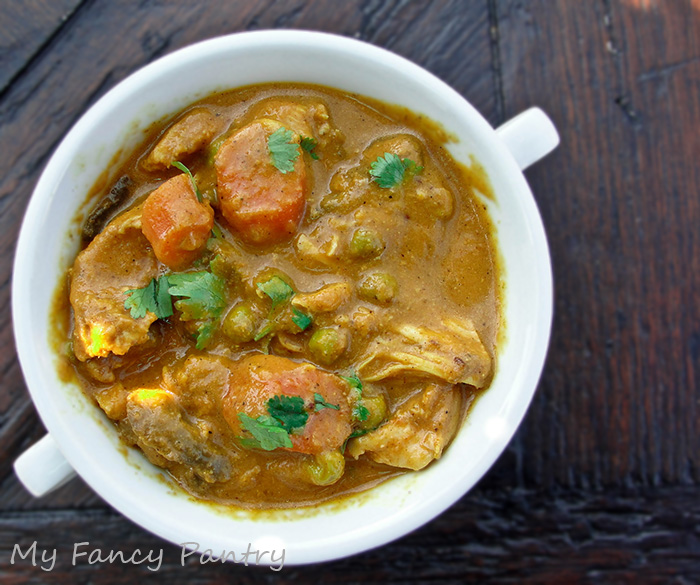 Home style chicken masala indian spiced chicken stew my fancy pantry because forumfinder Gallery