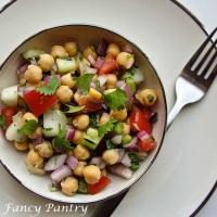 Bengali-Inspired Raw Vegetable Salad