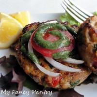 Chicken Chapli Kabab: Pakistani Style