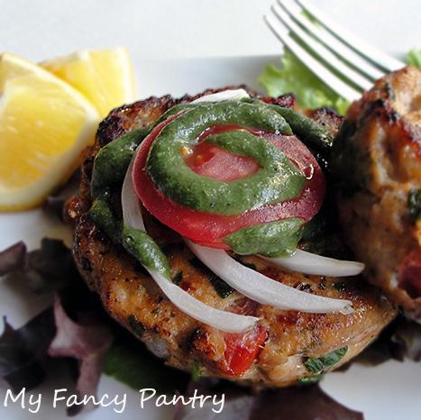 Pakistani-style Chapli Kabab