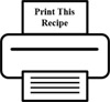 Printer Friendly Recipe