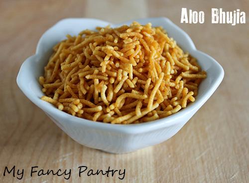 Indian Snack Bars (Indian-Inspired Rice Krispie Treats) | My Fancy ...