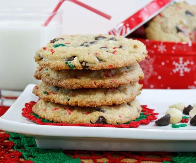 King's Hawaiian Breadcrumb Christmas Cookies!