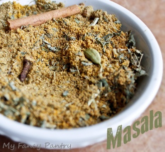Dry Masala (spice) Mixture