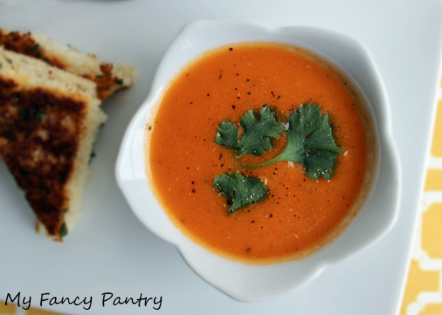 indian tomato soup, tomato soup, indian tamatar shorba, homemade tomato soup, spiced tomato soup, homemade spiced tomato soup, trader joe's tomato soup, tomato soup recipe, tamatar shorba recipe, easy tomato soup