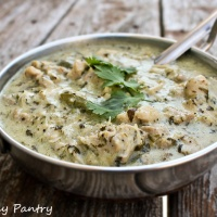 Coconut and Cardamom Chicken Curry