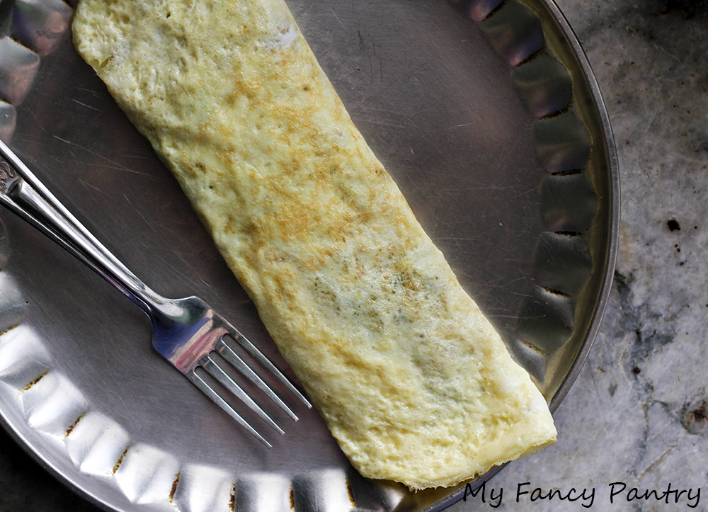 Simple French Omelette