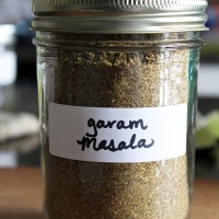 Indian Food Basics: Homemade Garam Masala