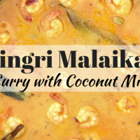 New Post! Updated Shrimp Curry with Coconut Milk Recipe: Chingri Malai Curry